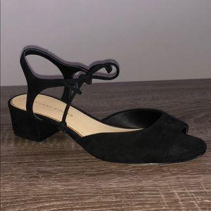 Etienne Aigner Belize Sandals in Black